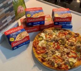 Dardanel Ton Salata Mısırlı Pizza