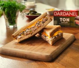 Dardanel Ton Zeytinyağlı Sandviç