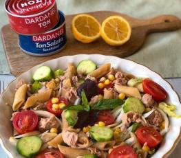 Dardanel Tonlu Makarna Salatası