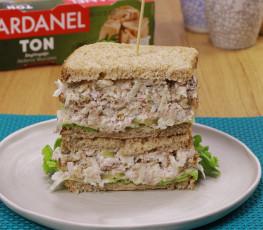 Dardanel Ton Balıklı Kerevizli Sandviç