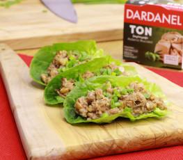 Dardanel Ton Balığı Asya Usulü