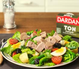 Dardanel Tonlu Zeytinyağlı Salata