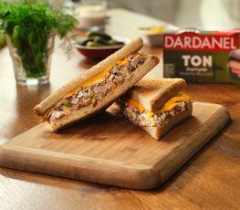 Dardanel Tonlu Zeytinyağlı Sandviç